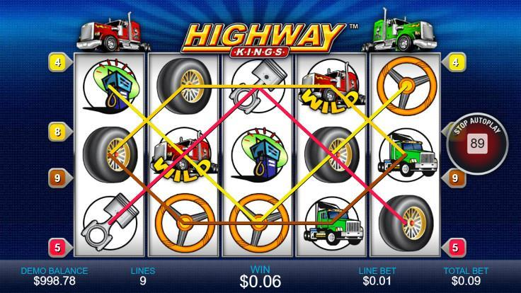 Free Casino Slot Game Highway King For Android Apk Download