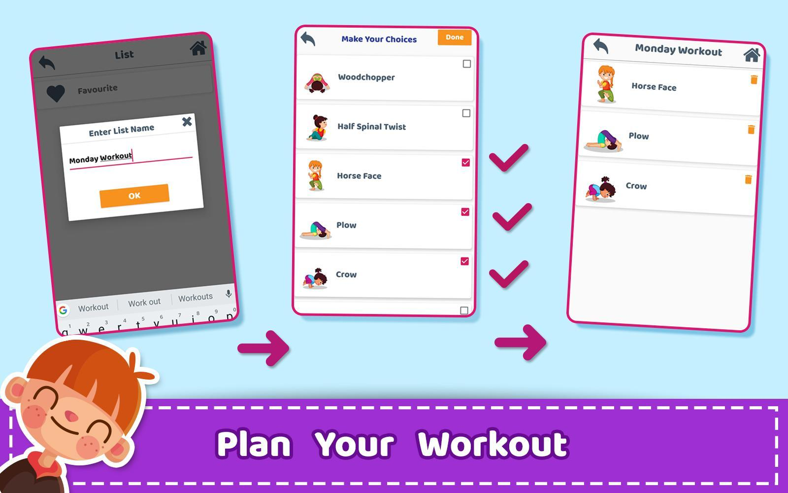 Yoga For Kids And Family Fitness Easy Workout For Android Apk Download