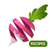 음식 책 조리법 아이콘
