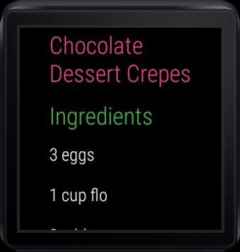 음식 책 조리법 스크린샷 19