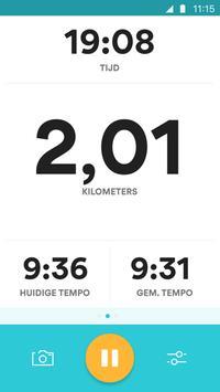 RunKeeper - GPS Rennen Lopen screenshot 1