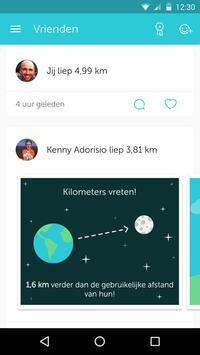 RunKeeper - GPS Rennen Lopen screenshot 4