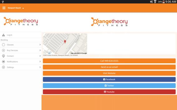 Orangetheory скриншот 6