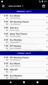 Allstar BJJ/MMA LLC screenshot 2