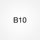 B10 icon