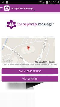 Incorporate Massage BreakTime screenshot 4