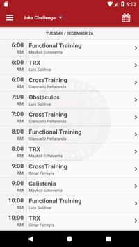 Inka Challenge Training screenshot 2