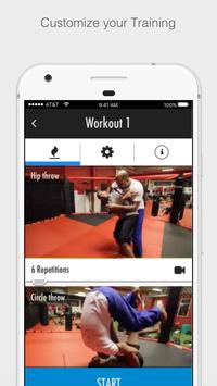 MMA Takedown Moves & Strength screenshot 3