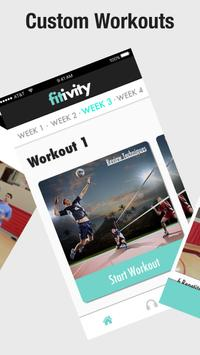 Volleyball - Advanced Training screenshot 1