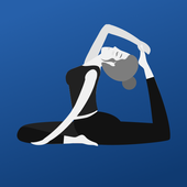 Flexibility Training & Stretching Exercise at Home icon