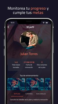 Fitpal screenshot 2