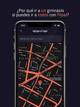 Fitpal screenshot 8