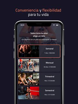 Fitpal screenshot 9