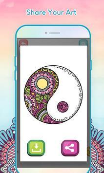 Adult Coloring Book screenshot 7