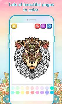 Adult Coloring Book screenshot 4