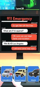 3 Schermata 911 Emergency Dispatcher
