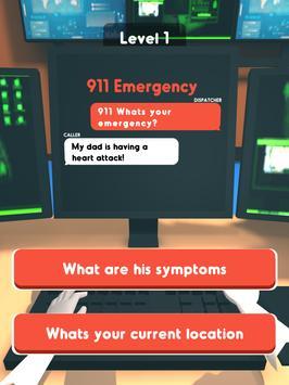 16 Schermata 911 Emergency Dispatcher