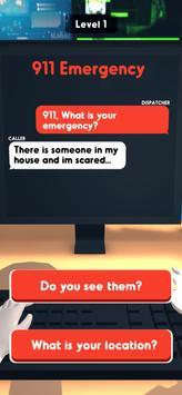 1 Schermata 911 Emergency Dispatcher