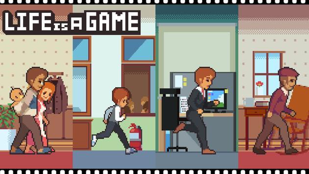 Life is a Game تصوير الشاشة 1