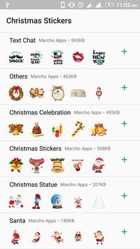 WAStickerApps - Christmas Sticker For WhatsApp screenshot 1