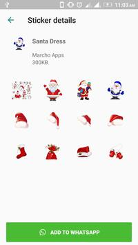 WAStickerApps - Christmas Sticker For WhatsApp screenshot 2