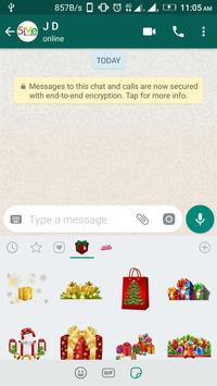 WAStickerApps - Christmas Sticker For WhatsApp screenshot 3