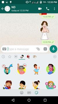 WAStickerApps- All WhatsApp Stickers screenshot 2