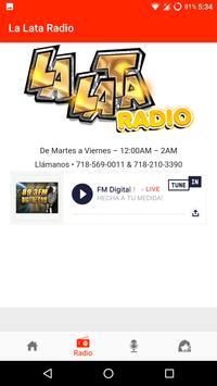 La Lata Radio screenshot 2