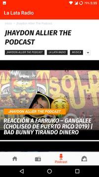 La Lata Radio screenshot 3