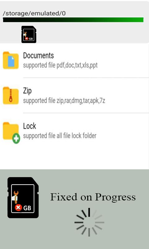 Fix SD Card Repair tools for Android - APK Download