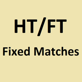 fixed matches ht ft tips icône
