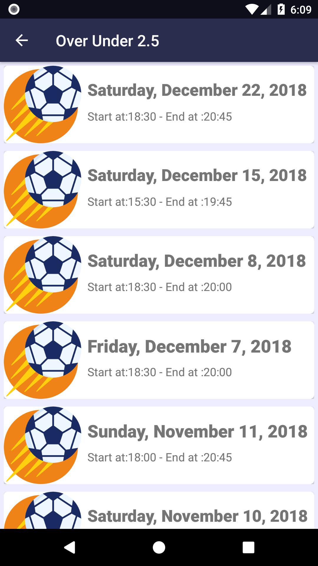 Fixed Matches for Android - APK Download