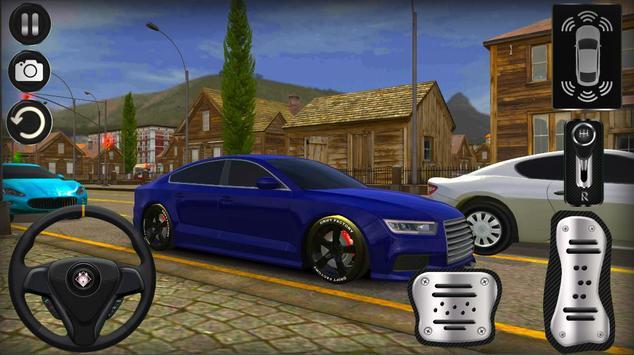 Car Parking 2020 pro : Open World Free Driving screenshot 5