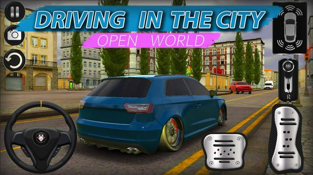 Car Parking 2020 pro : Open World Free Driving poster
