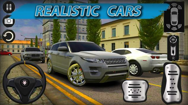 Car Parking 2020 pro : Open World Free Driving screenshot 1