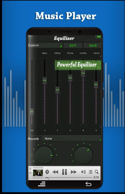 Audio Play Music & Dub Player Free Mp3 for Android - APK