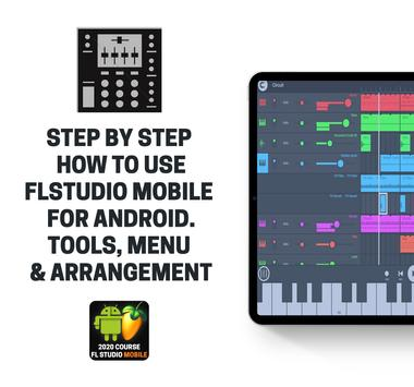 Course FL Studio Mobile for Android 2020 screenshot 1