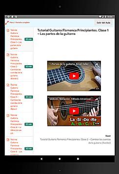 Clases Guitarra Flamenca screenshot 5
