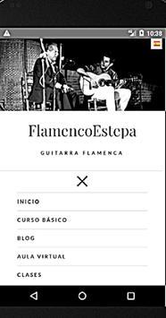 Clases Guitarra Flamenca screenshot 1