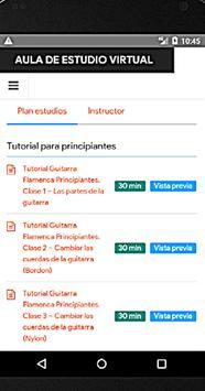 Clases Guitarra Flamenca screenshot 2