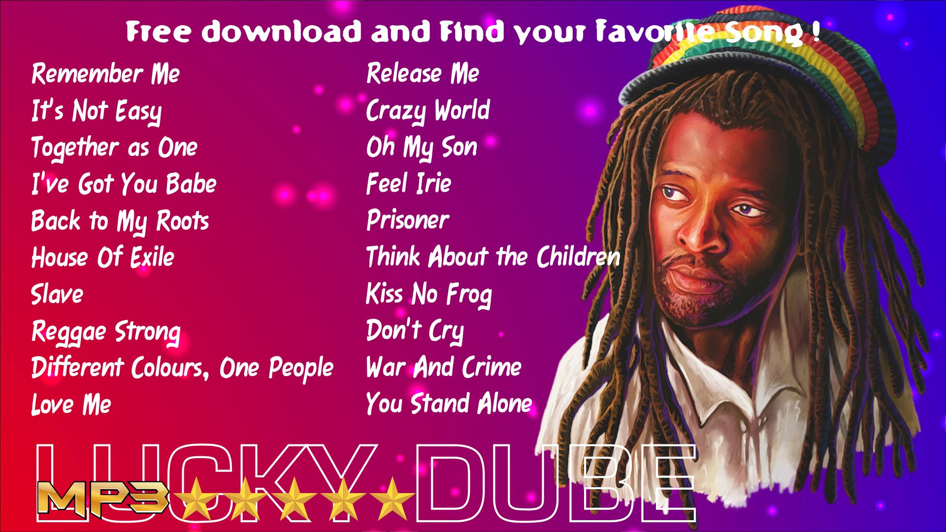 lucky dube house of exile download free