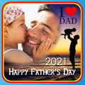 Father's Day Photo Frame 2021