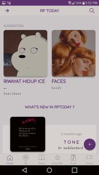 fLAND - Roleplaying Social Network screenshot 7
