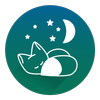Dreaming Fox-icoon