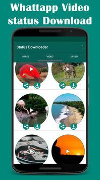 Status download Video Image save status downloader 海報