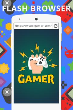 Flash Player For Android 2019 Swf - FLV Simulator screenshot 2
