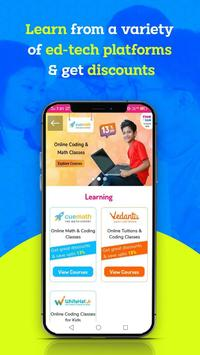 PinkNBlu-Parenting, Pregnancy, Learning, Shopping poster