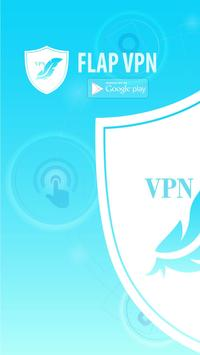 Flap VPN - Private Proxy & Highspeed Access poster