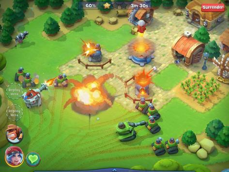 Fieldrunners Attack! captura de pantalla 6