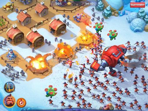 Fieldrunners Attack! captura de pantalla 10